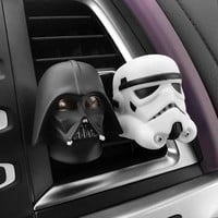 Star Wars Force Episode 1 2 3 4 5 Car Air Freshener Cute Vent Perfume Clip For  Automobile Interior Baymax Doll Fragrance Smell Diffuser Accessories Gift AT_72_6