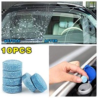 20PCS/ Windshield Glass Cleaner Car Accessories
