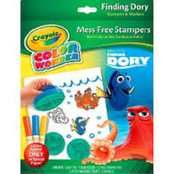 Disney Pixar Finding Dory Mess Free Stampers Kit