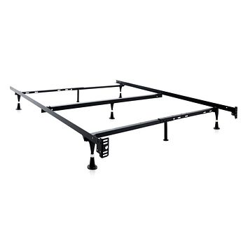 M Queen/Full/Twin Adjustable Bed Frame