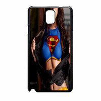 Supeman Awesome Womens Samsung Galaxy Note 3 Case