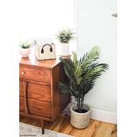 Artificial Areca Palm Tree Plant in Pot - 32""