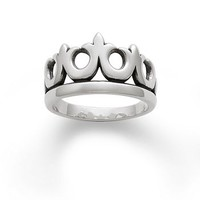 Crown Ring   James Avery