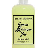 Lemon Meringue Pie Shower Gel
