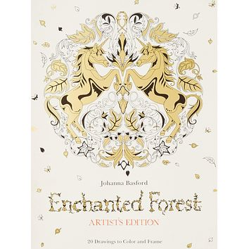 Enchanted Forest: Artist's Edition