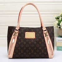 LV Louis Vuitton Hot Sale Retro Shopping Handbag Shoulder Bag Messenger Bag