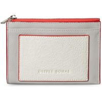 Grey Brea Contrast Tipping Pouch | Oliver Bonas