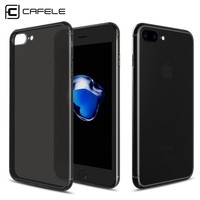 CAFELE Original Transparent Case for iPhone 7 Ultra Thin Phone Cover for iPhone 7 Plus TPU Silicon Case