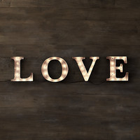 Marquee Word - Love