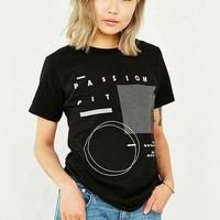 Passion Pit Circle Print Tee