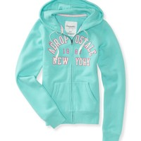 AERO NEW YORK FULL-ZIP HOODIE
