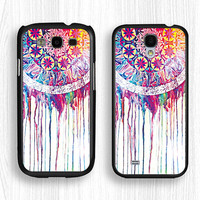 Samsung case,painting GALAXY Note3 case,oil painting GALAXY Note2 case,vivid Galaxy S4 case,dream catcher Galaxy S3 case,art Galaxy S5 case