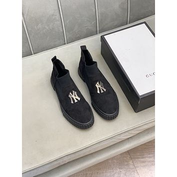 Gucci2021 Men Fashion Boots fashionable Casual leather Breathable Sneakers Running Shoes09140gh