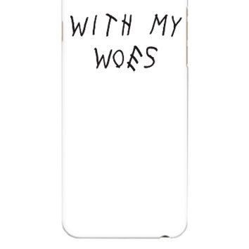 With My Woes - iphone 6 Plus Case