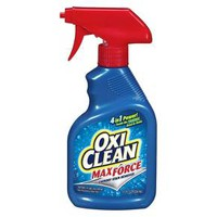 OxiClean Max Force Laundry Stain Remover Spray 12 oz