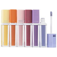 SEPHORA+PANTONE UNIVERSE Modern Watercolors Lip Gloss Set (5 x 0.17 oz)