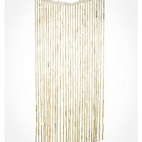Natural Bamboo Curtain - Spencer's