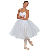 Capezio Adult  Romantic Tutu Skirt