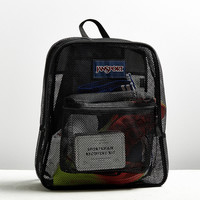 JanSport Mesh Backpack | Urban Outfitters