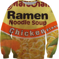 Ramen Noodle Soup Sweat Shirt