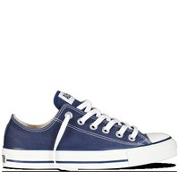 Navy Blue Chuck Taylor All Star Shoes : Converse Shoes | Converse.com