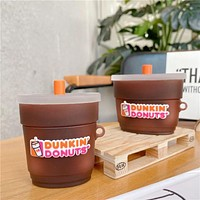 Dunkin Donuts Cup AirPod Case