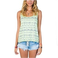 Billabong Play On Tank - Lemon Twist - J9062PLA				 | 