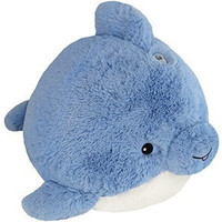 Squishable Dolphin II 15""