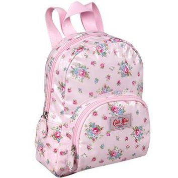 Cath Kidston - Rose Bed Kids Mini Rucksack