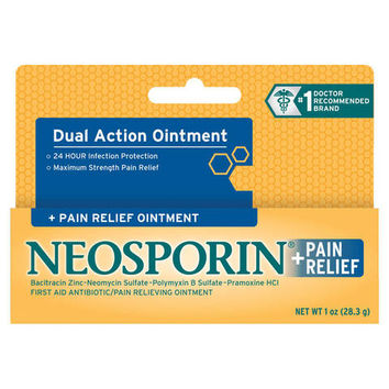 Neosporin 24 Hour Infection Protection Pain Relief Ointment - 0.5 oz