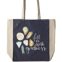goodness fruit tote