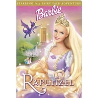 Barbie as Rapunzel 11x17 Movie Poster (2002)