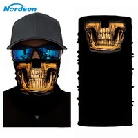 Nordson Balaclava Motorcycle Face Mask Outdoor Motor Helmet Bandana Hood Tube Neck Headband Face Masks Scarf Windproof Dustproof