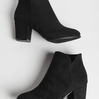 Time To Dance Ankle Boots