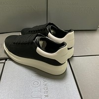 Mcqueen Men's Leather Sneakers Shoes