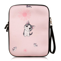Kitten Print Water-Proof Cover for Apple Ipad 2 3 4 Ipad Air Case