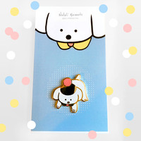 Best Friend (Enamel pin) from Natali Koromoto
