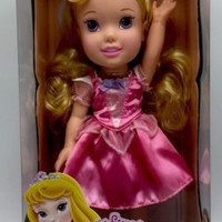 My First Disney Princess Toddler Aurora Doll 13 inch New in Box