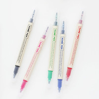 Livework Double ended permanent marker name pen set