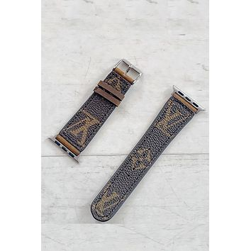 Upcycled Apple Watch Bands