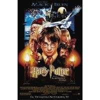 Harry Potter and the Sorcerer's Stone (2001) - 11 x 17  - Style A