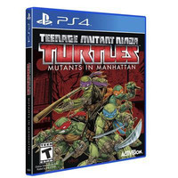 Tmnt Mutants Manhattan Ps4