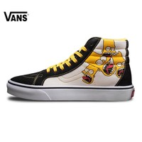 Vans Sk8-hi Original Vans Classic Men's  Lover's Skateboarding Shoes Old Skool for Men FS059 40-44
