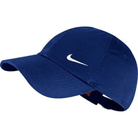 Nike Heritage 86 Swoosh Cap Deep Royal Blue/White Caps