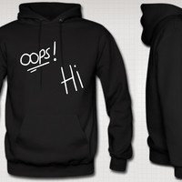 OOPS HI larry stylinson tattoo sweatshirt