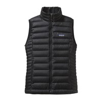 Patagonia Women's Down Sweater Vest | Black