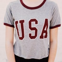 NADINE USA TOP