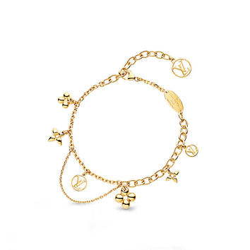 Products by Louis Vuitton: Blooming Supple Bracelet
