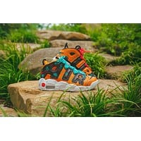 """Nike Air More Uptempo GS """"What The 90s"""" AT3408-800"""