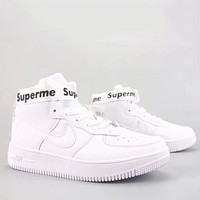 Trendsetter Nike Air Force 1   Fashion Casual Sneakers Sport Shoes